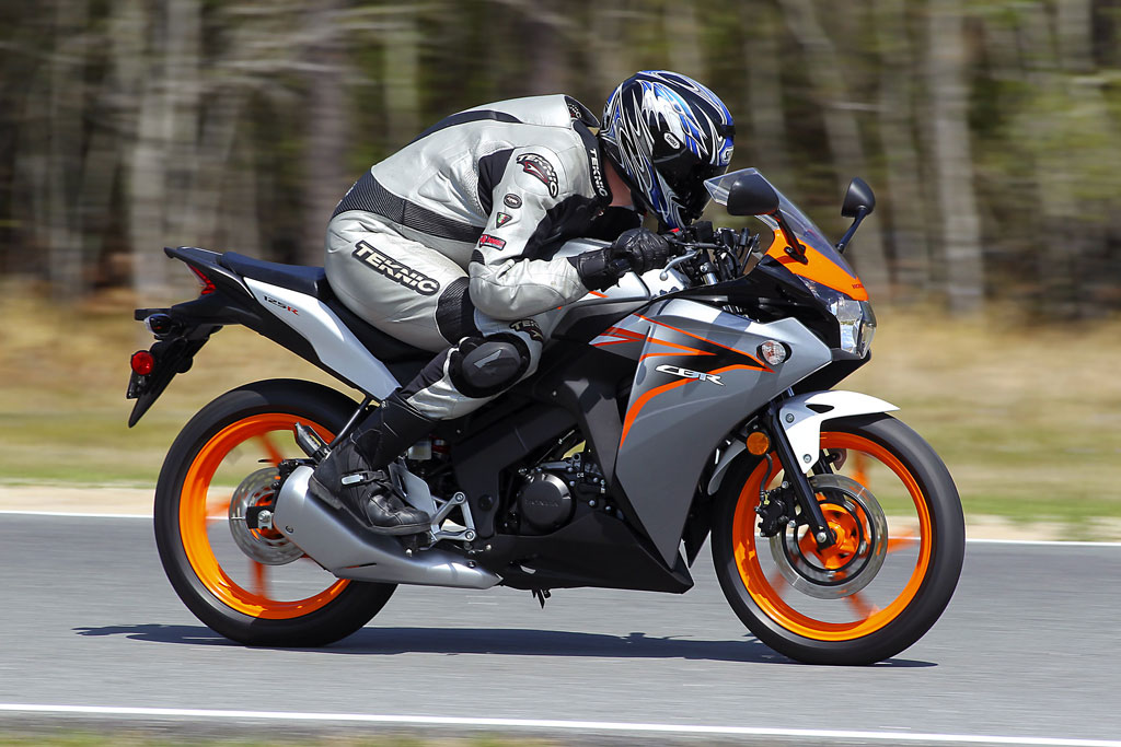2012 Honda Cbr125r Car Reviews